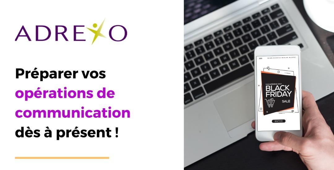 Black Friday 2020 : Le bon moment pour communiquer !